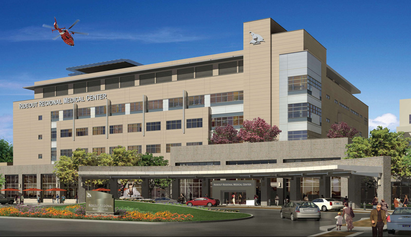 Frank M Booth Project Portfolio Healthcare Hospital